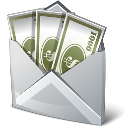 Money envelope 256