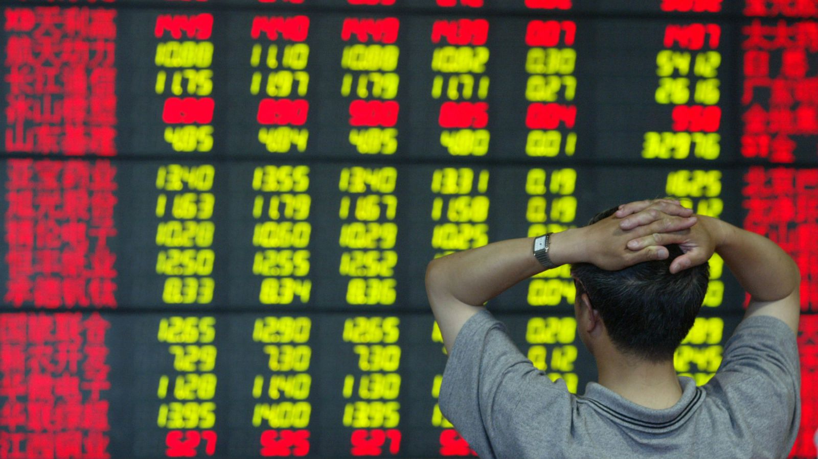 Tracking the Chinese Stock Markets