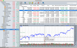 StockMarketEye 4.1.0 screenshot